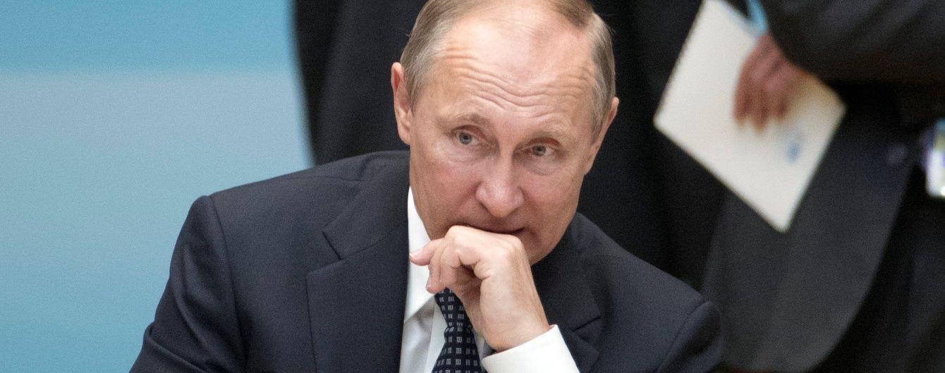 """У Путіна ще """"не володіють деталями"""" щодо бажання Придністров'я приєднатися до Росії"""