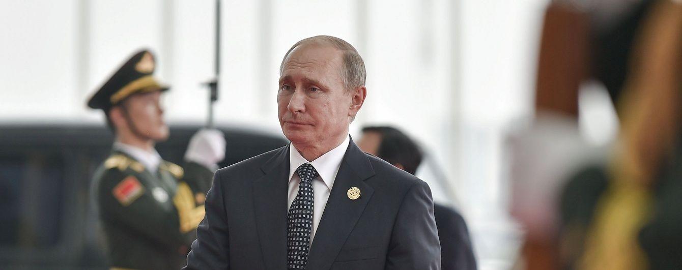 Смерть особистого водія у ДТП - це послання для Путіна - Daily Mail