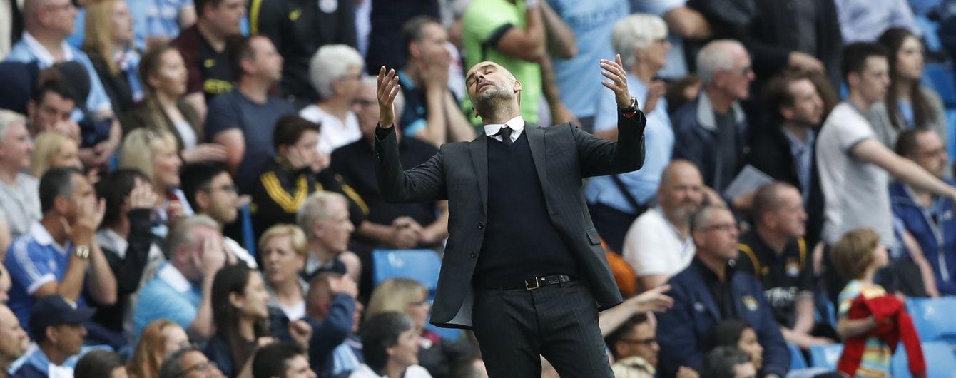 """""""Золотий"""" Пеп. Тренер """"Манчестер Сіті"""" очолив рейтинг найвисокооплачуваних керманичів світу"""
