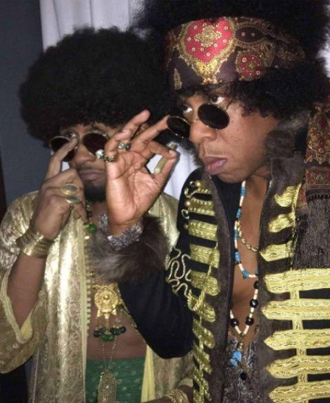 Jay Z та Ашер