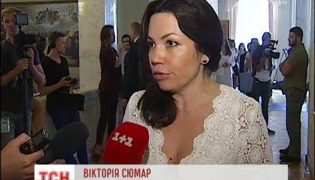 Сюмар сподіваються, що Порошенко підпише закон про визнання російських телепередач не європейськими
