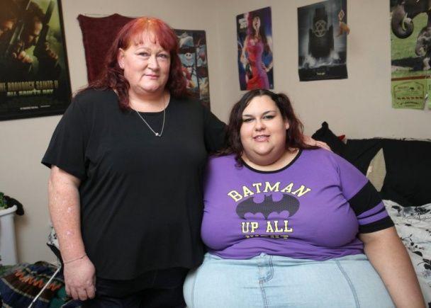 300-кілограмова жінка хоче стати найбільшою в світі, щоб перестати рухатися