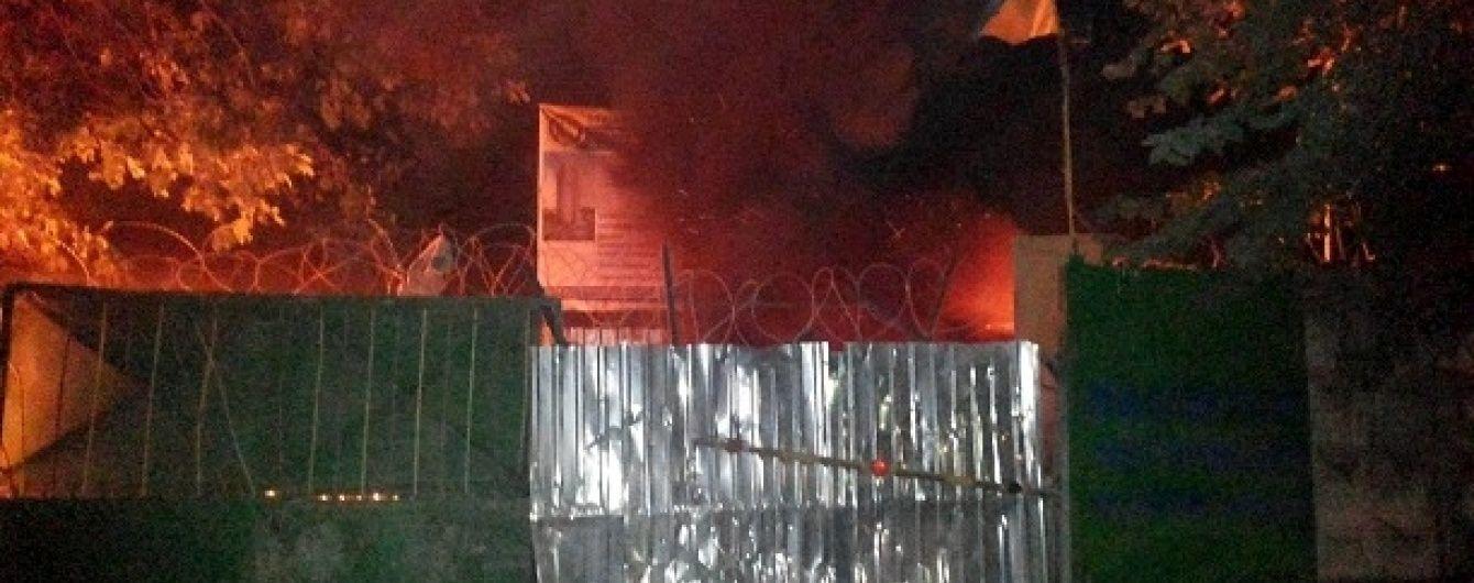 Поліція заявила про стабілізацію ситуації на будівництві у Святошинському районі