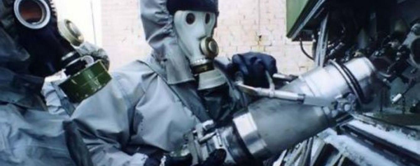 Війська Асада звинуватили в отруєнні хлором Алеппо