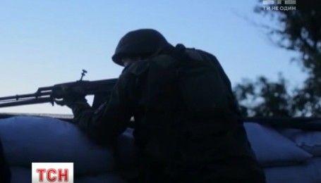 Боевики обстреляли украинские позиции более двух десятков раз