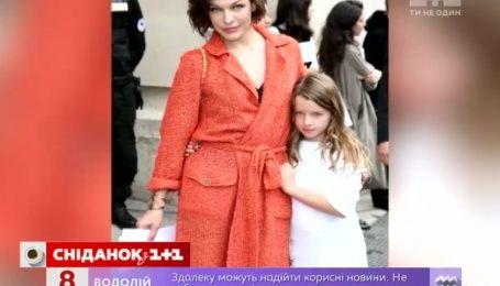 Міла Йовович та її старша донька Евер знялися для обкладинки журналу Vs. Magazine