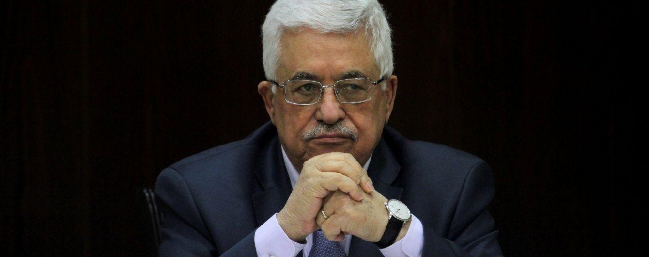 Палестинський президент Аббас виявився екс-агентом КДБ - ЗМІ