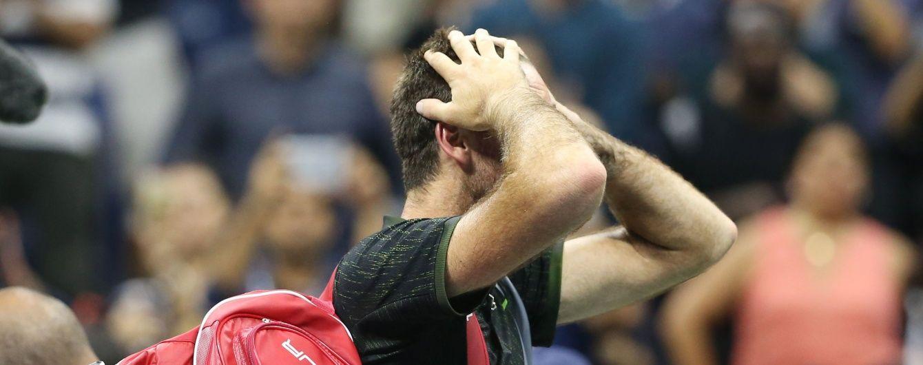 Вболівальники довели до сліз аргентинського тенісиста під час чвертьфіналу US Open-2016