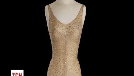 Сукню Мерлін Монро, в якій вона співала для президента Кеннеді, продадуть на аукціоні