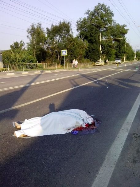 У Криму російський військовий збив на смерть місцевого мешканця
