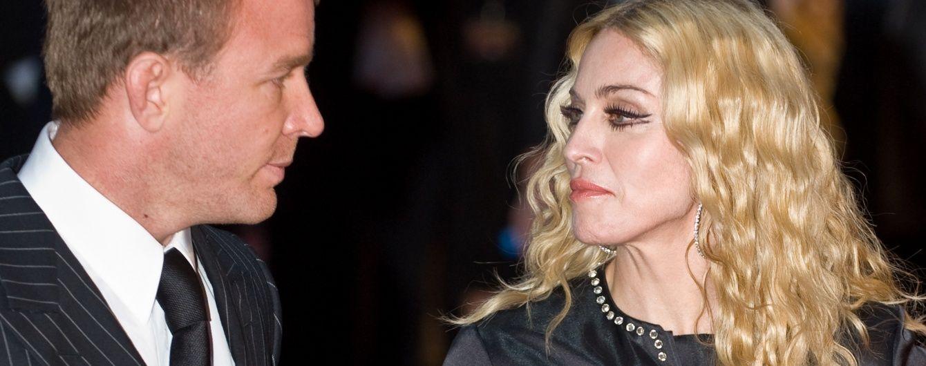 Мадонна та Гай Річчі остаточно вирішили, з ким проживатиме їхній син