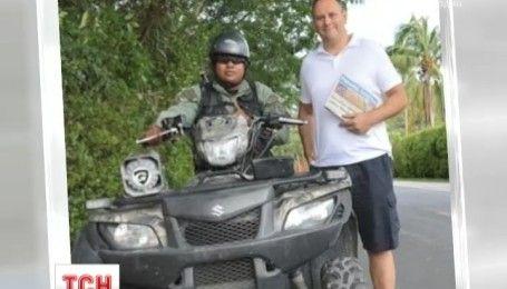 Владислава Каськива арестовали в Панаме