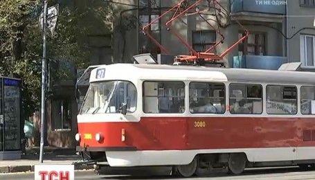 Все трамваи и троллейбусы в Харькове остановятся, если предприятие не погасит долги