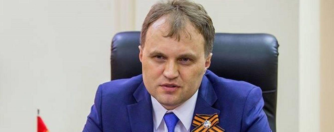 """""""Унікальна миротворчість"""": лідер невизнаного Придністров'я виступив проти виведення військ РФ"""