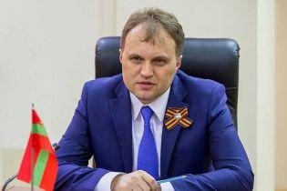 Экс-президента непризнанного Приднестровья объявили в международный розыск