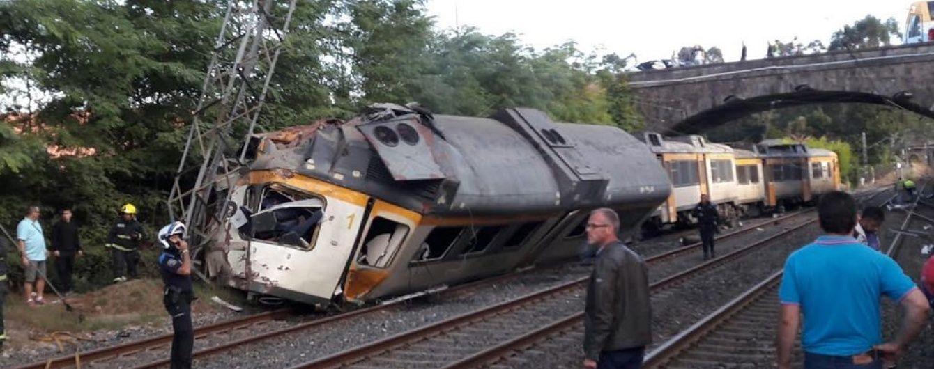 В Іспанії зросла кількість жертв аварії на залізниці