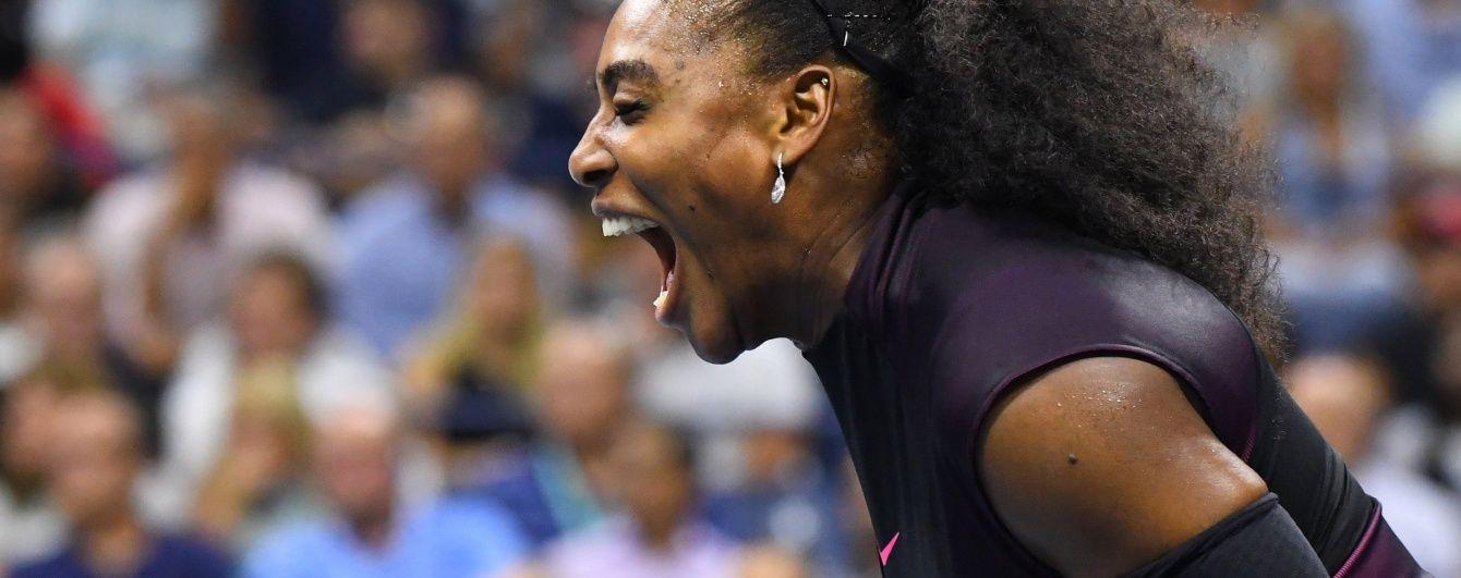Серена Вільямс вперше з 2013 року втратить титул першої ракетки світу