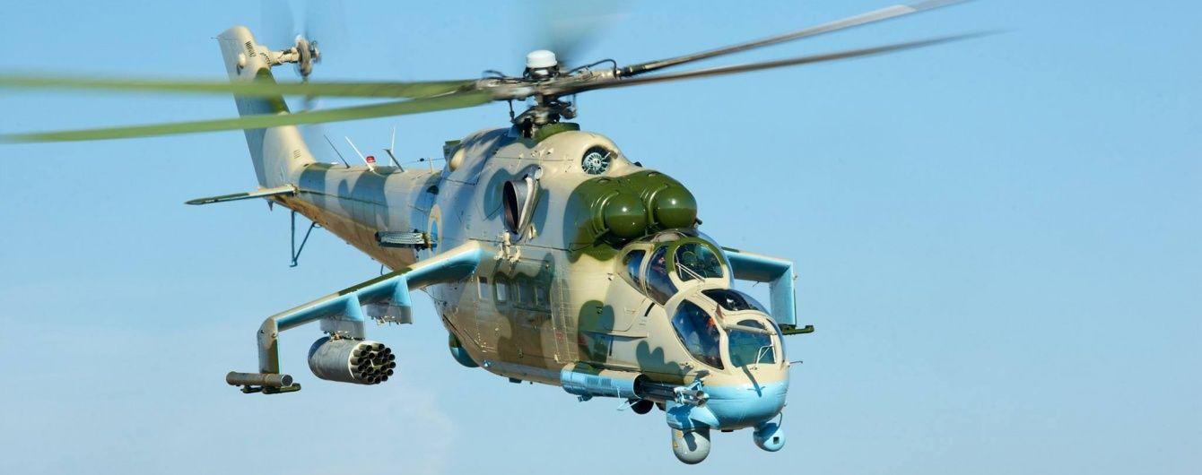"""""""Укроборонпром"""" представив ударний вертоліт із підвищеним захистом і надпотужною гарматою"""