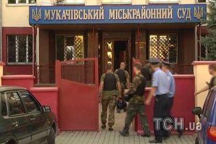 Резонансна справа: суд виправдав бійців ПС у справі про стрілянину в Мукачевому