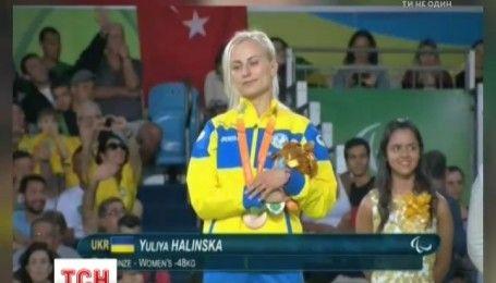 Украинские паралимпийцы в Бразилии за один день завоевали 9 наград