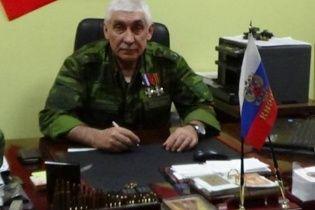 Помер ватажок бойовиків, який керував захопленням Донецького аеропорта