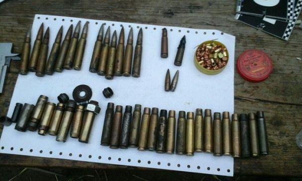 На Закарпатті СБУ викрила підпільну майстерню з виготовлення замаскованої  зброї