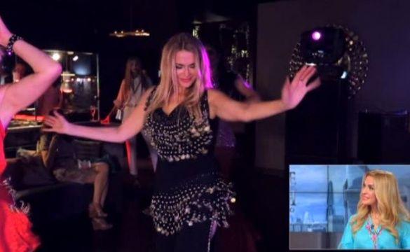 Сумьска танцює східний танець_1