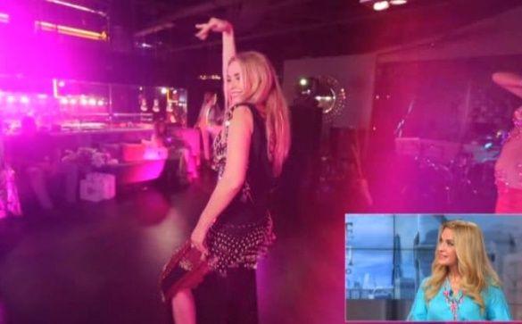 Сумьска танцює східний танець_2