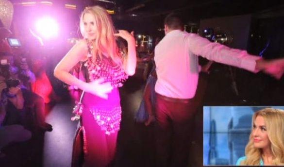 Сумьска танцює східний танець_3