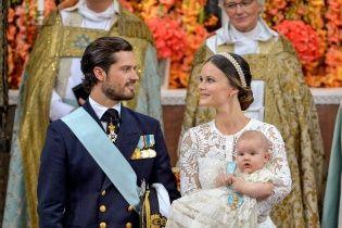 Самые яркие фото дня: крещение 5-месячного принца Швеции, самый дорогой алмаз в мире
