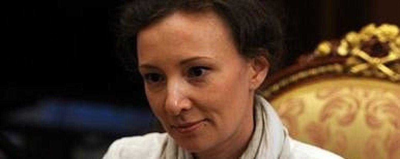 Новий омбудсмен Росії пообіцяла розвивати закон, що забороняє всиновлювати дітей американцями