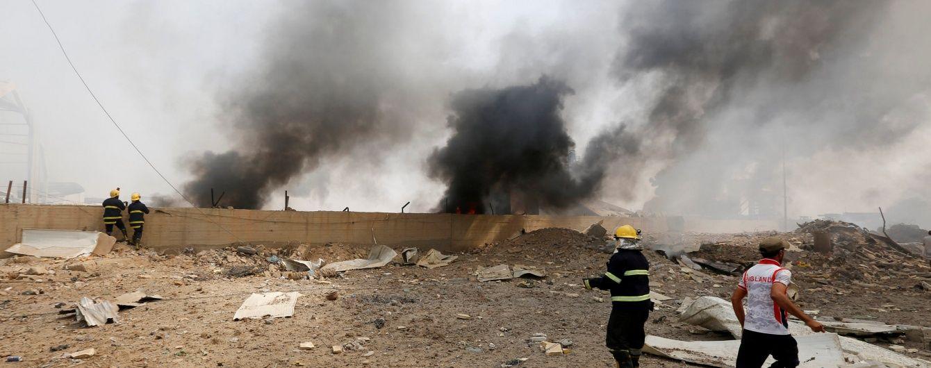 Теракт у Багдаді забрав 12 життів