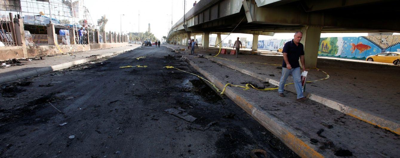 У Багдаді різко зросла кількість жертв теракту