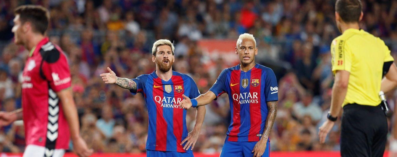 """""""Барселона"""" програла новачку чемпіонату Іспанії"""