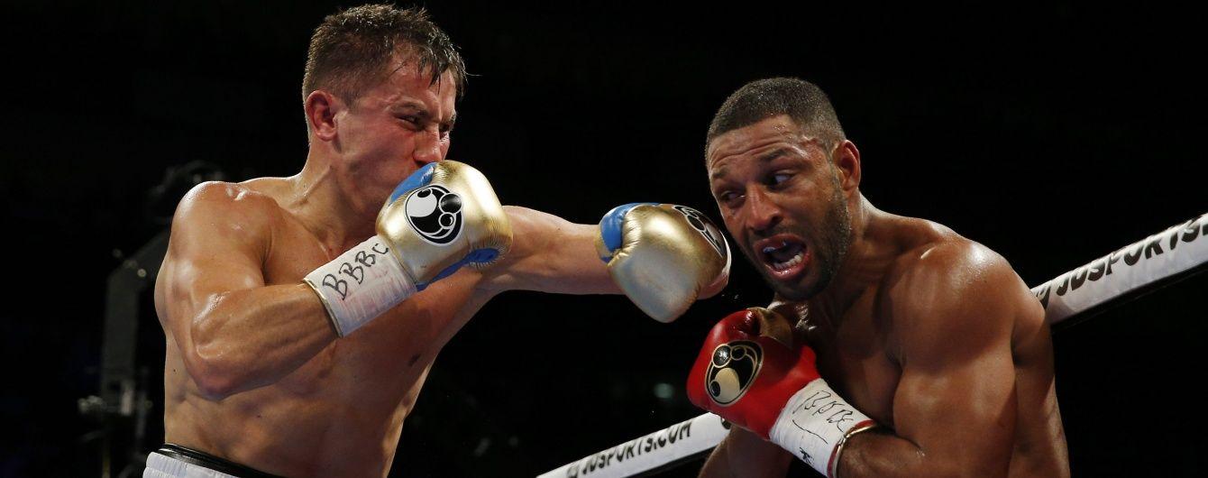 Головкін нокаутував Брука у чемпіонському бою в Лондоні