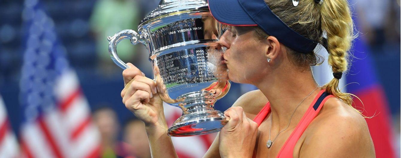 Німецька тенісистка Кербер стала переможницею US Open-2016