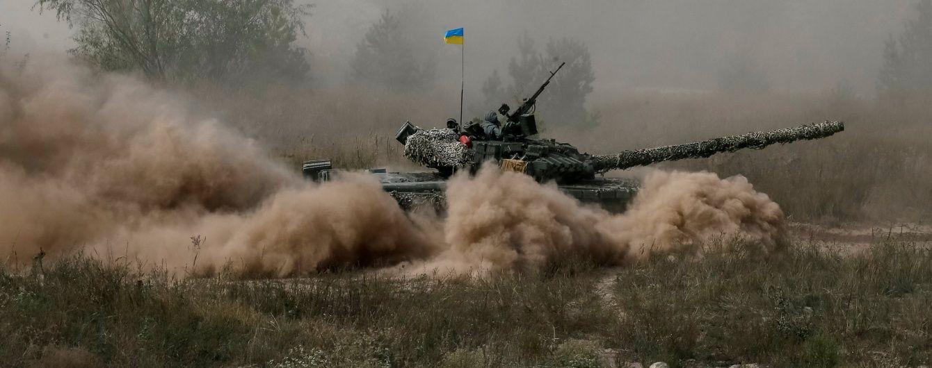 Мінометний вогонь бойовиків та поранений український військовий. Як минула доба у зоні АТО