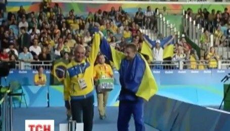 Украинские спортсмены бьют мировые рекорды на Паралимпиаде в Бразилии