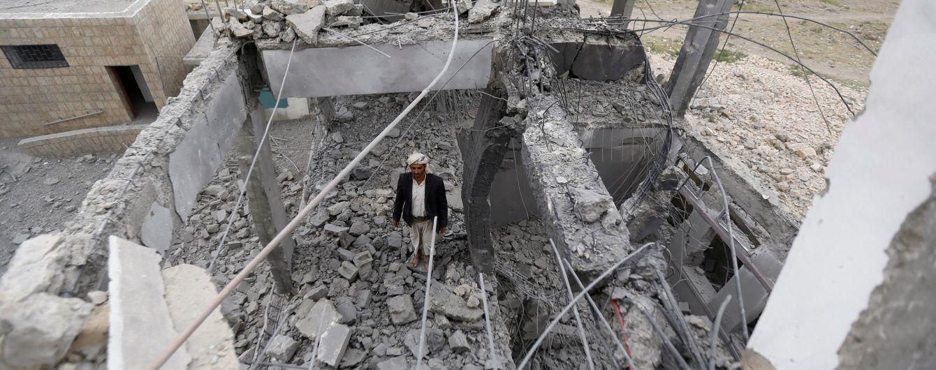 В Йемене в результате авиаудара по траурной процессии погибли 140 человек