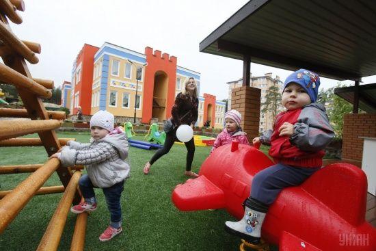 У Київраді визначилися з грошима на дітей у приватних дитсадках