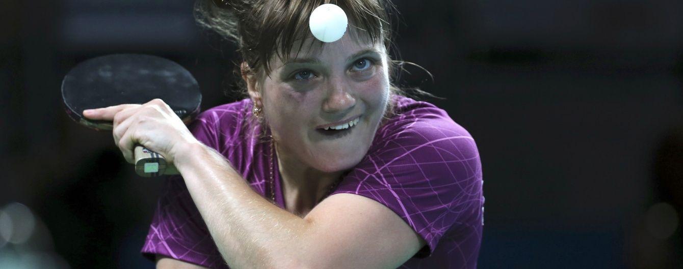 Тенісистка виграла 15-е золото України на Паралімпійських іграх