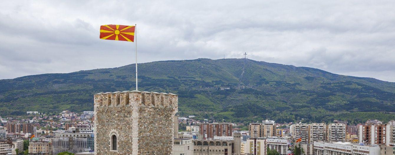 У Македонії стався черговий землетрус