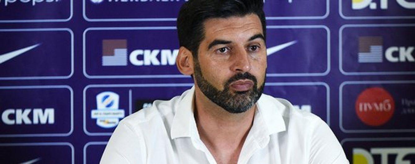 """Тренер """"Шахтаря"""": ніхто не хоче виграти Лігу Європи більше за мене"""