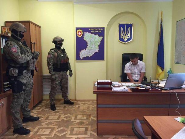Бурштинові арешти: на Рівненщині затримали ще одного прокурора та двох організаторів видобутку
