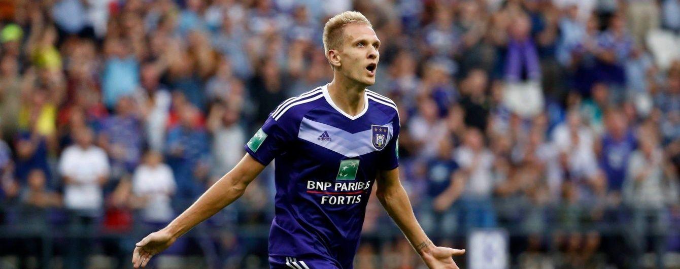 Польський монстр в оренді. Теодорчик забив четвертий гол в чемпіонаті Бельгії