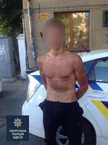 В одеській поліції повідомили, хто брав участь в стрілянині в трамваї