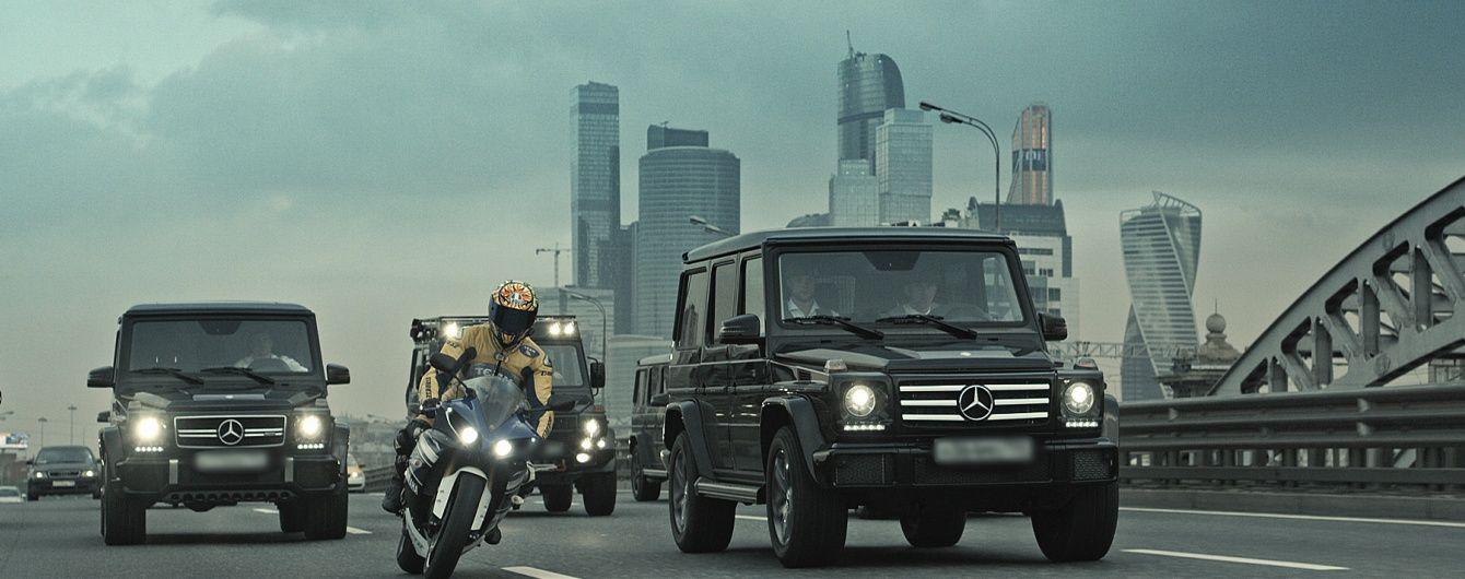 Репер Серьога у новому кліпі задіяв машин на 4 мільйона доларів