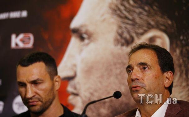 Лондонский конфуз. Пресс-конференция перед реваншем Кличко - Фьюри прошла без британца