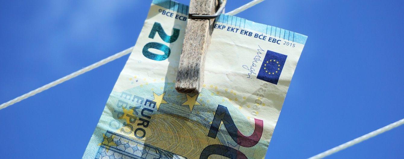Євро набрав у ціні в курсах НБУ 27 вересня