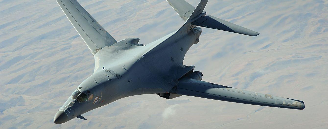 Американські бомбардувальники показово пролетіли біля кордону КНДР